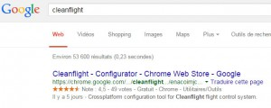 Cleanflight-Search
