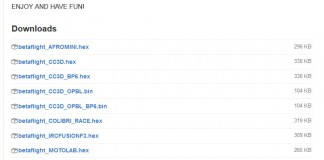 Betaflight - Releases