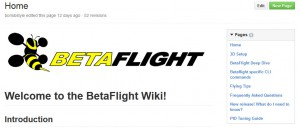 Betaflight - WIKI