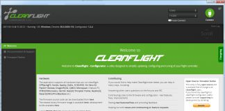 Cleanflight Configurator 1.2.4