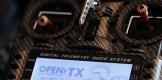 Taranis SE - OpenTX
